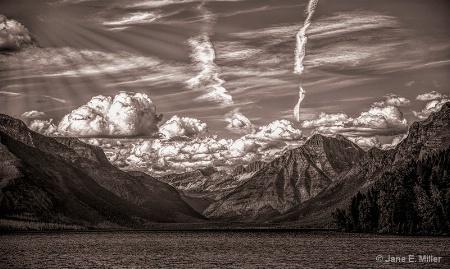 Western Glacier National Park