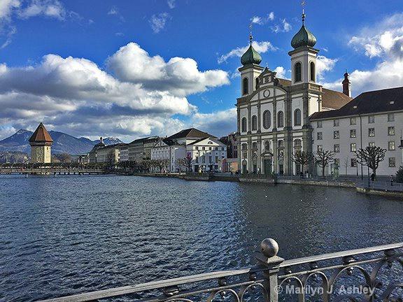 Lucerne, Switzerland - ID: 15516313 © Marilyn J. Ashley