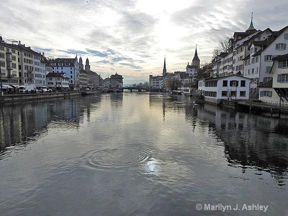 Zurich, Switzerland - ID: 15516314 © Marilyn J. Ashley