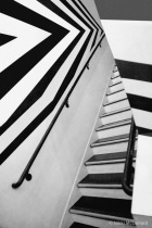 Stairs in Stripes