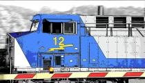 Engine Number 12