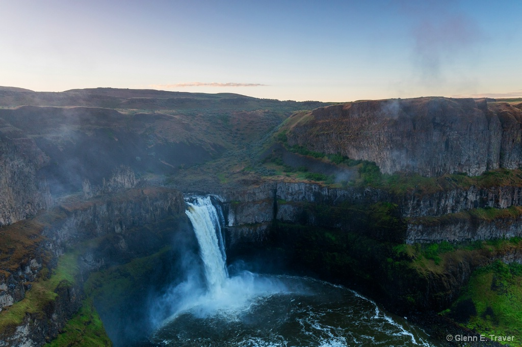 Live from Palouse Falls May 2017