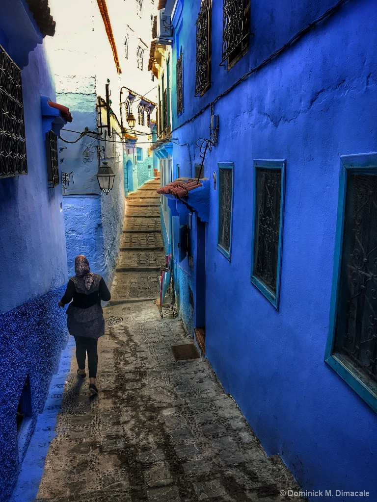 ~ ~ NARROW STREETS OF CHEFCHOUEN ~ ~