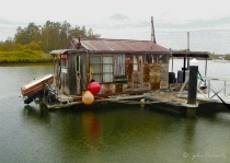 The Oyster Barge Houseboat