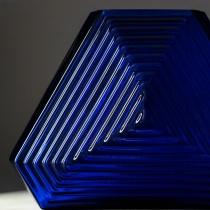 Concentric Blue