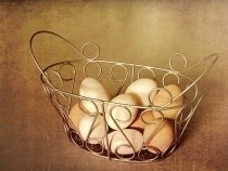 Eggs and Basket