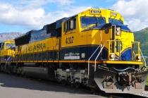 The Alaska Railway