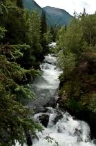 Alaskan Mountain Stream