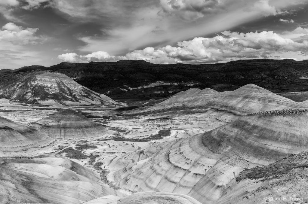 The Painted Hills without the paint