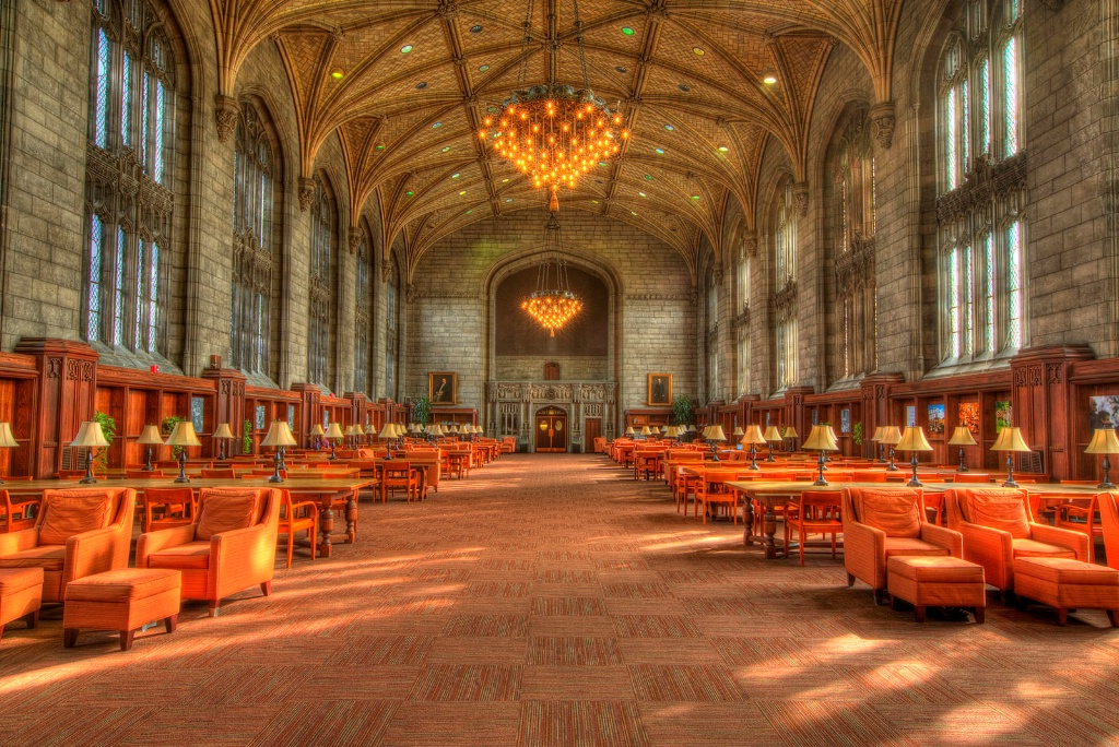 U of C Reading Room