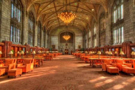 U of C Reading Room