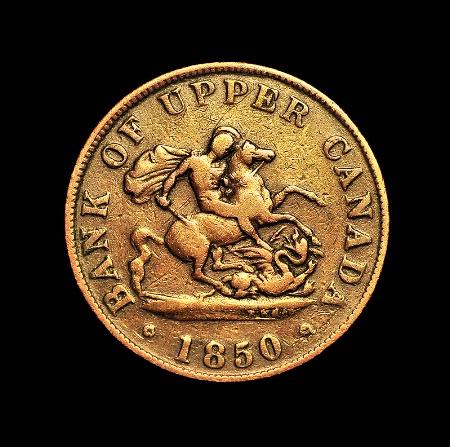 Upper Canada 1850