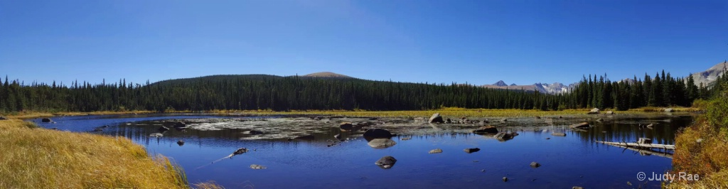 Brainard Lake  - ID: 15529910 © Judy Rae
