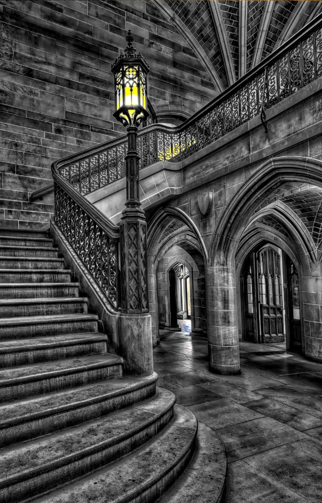 Economic Building Stairs