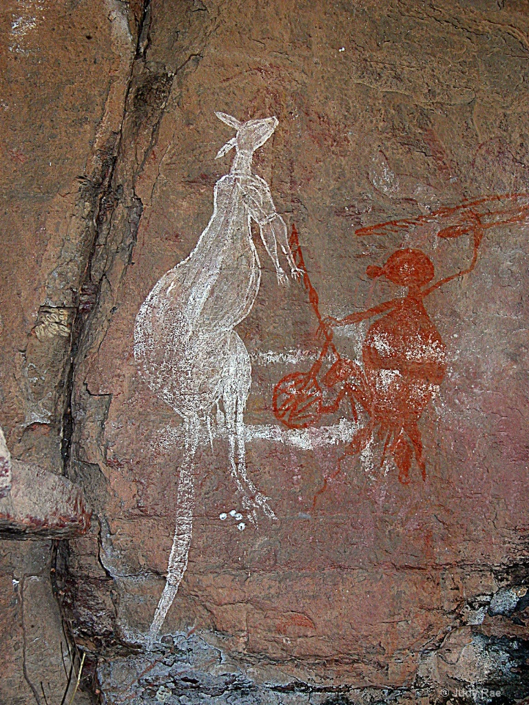 Aboriginal Rock Art - ID: 15531081 © Judy Rae