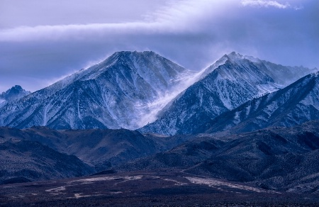 Frosted Peaks