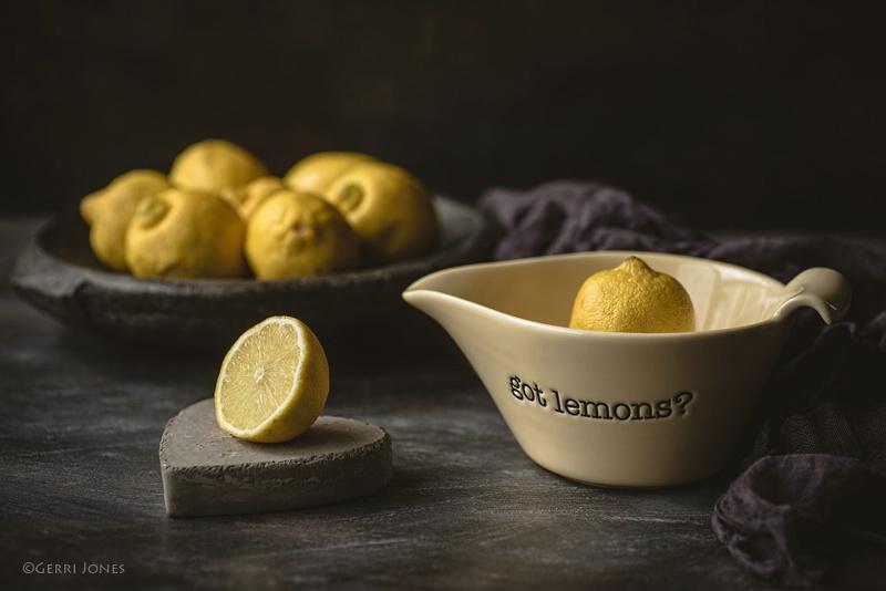 Got Lemons?