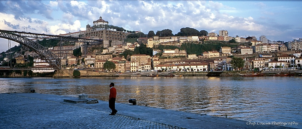 Portugese Cityscape