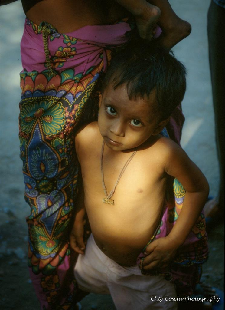 Street Child - ID: 15542548 © Chip Coscia