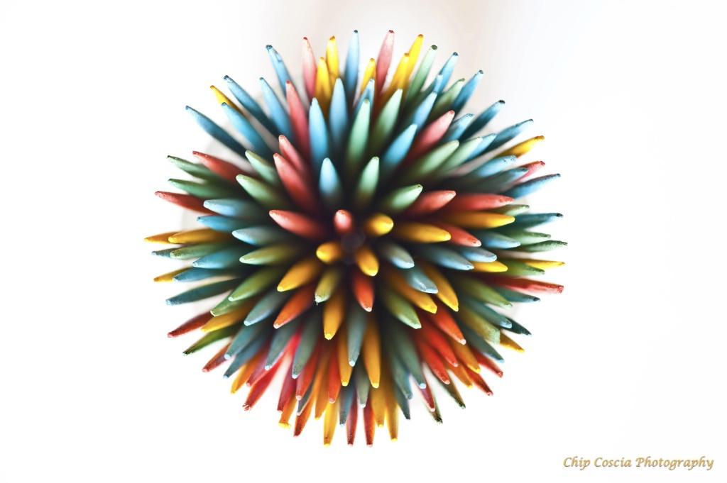 Toothpicks 2 - ID: 15542555 © Chip Coscia