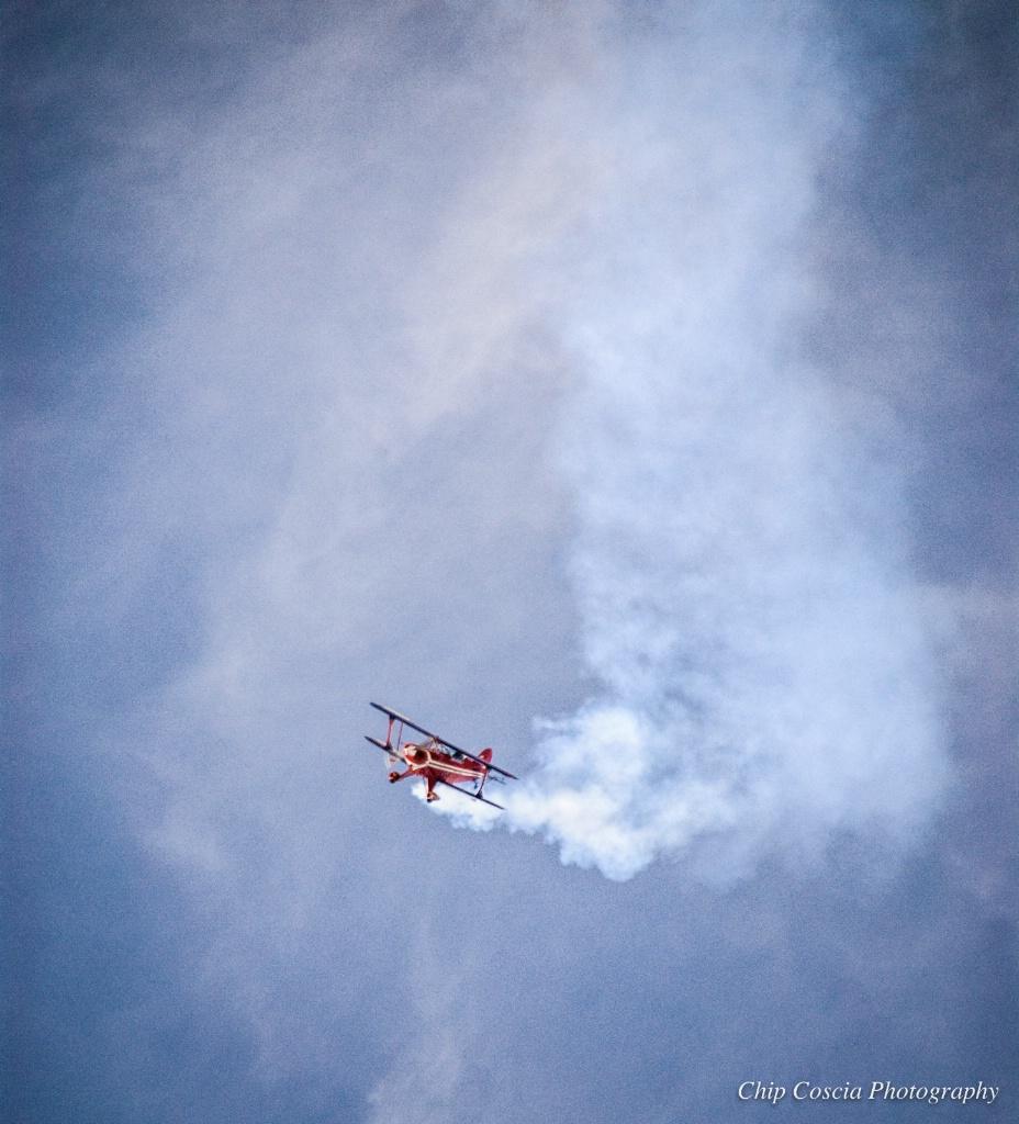Biplane Tumbling 2 - ID: 15542971 © Chip Coscia