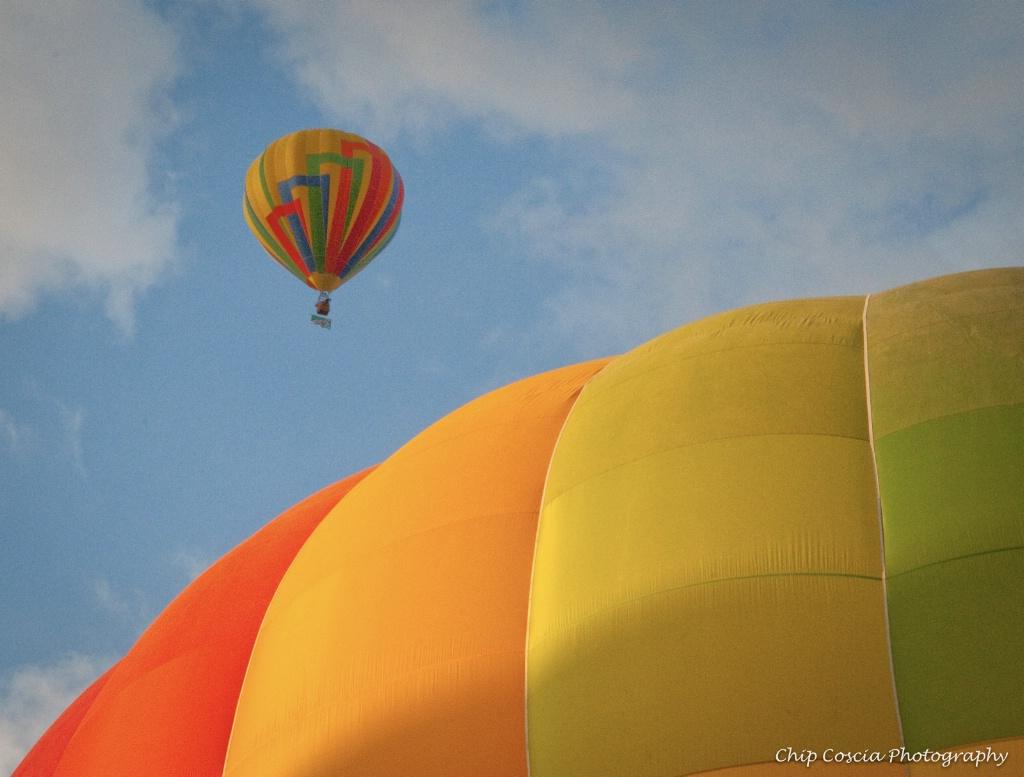 Balloon Rise 2 - ID: 15542977 © Chip Coscia