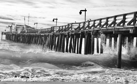 Capitola Pier ~ Monterey Bay