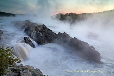 Sunrise, Great Falls, Virginia