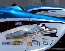 Engineered racing exhaust
