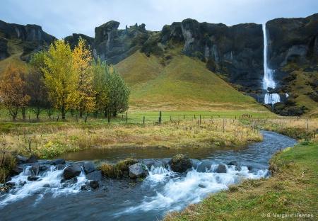 Waterfalls - 5 Iceland