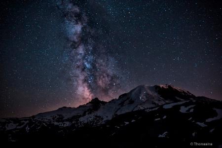 Milky Way from Sunrise II