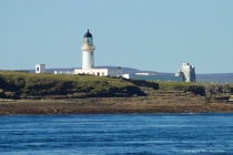 Lighthouse Isle of Stroma Scotland