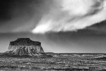 Stormy Buttes