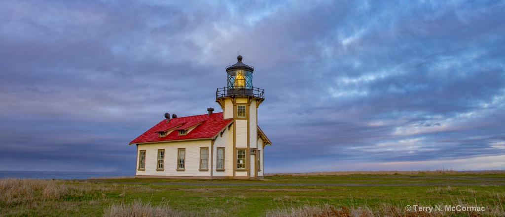 Point Cabrillo Light Station - ID: 15547429 © TERRY N. MCCORMAC