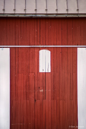 Side of a Barn 2-21-18 072