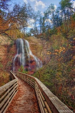 Approaching Smith Falls