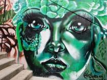 Street Art # 4-  Communa 13
