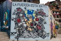 Street Art # 15-  Communa 13