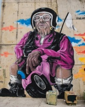 Street Art # 16-  Communa 13