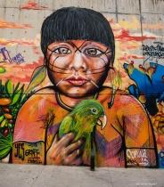 Street Art # 17-  Communa 13