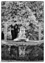 The Three Graces at Maymont