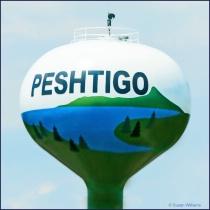 Peshtigo's Water Tower