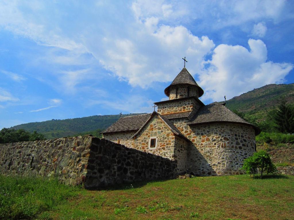 Uvac Monastery, Serbia