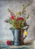 Old Fashioned Spring Bouquet