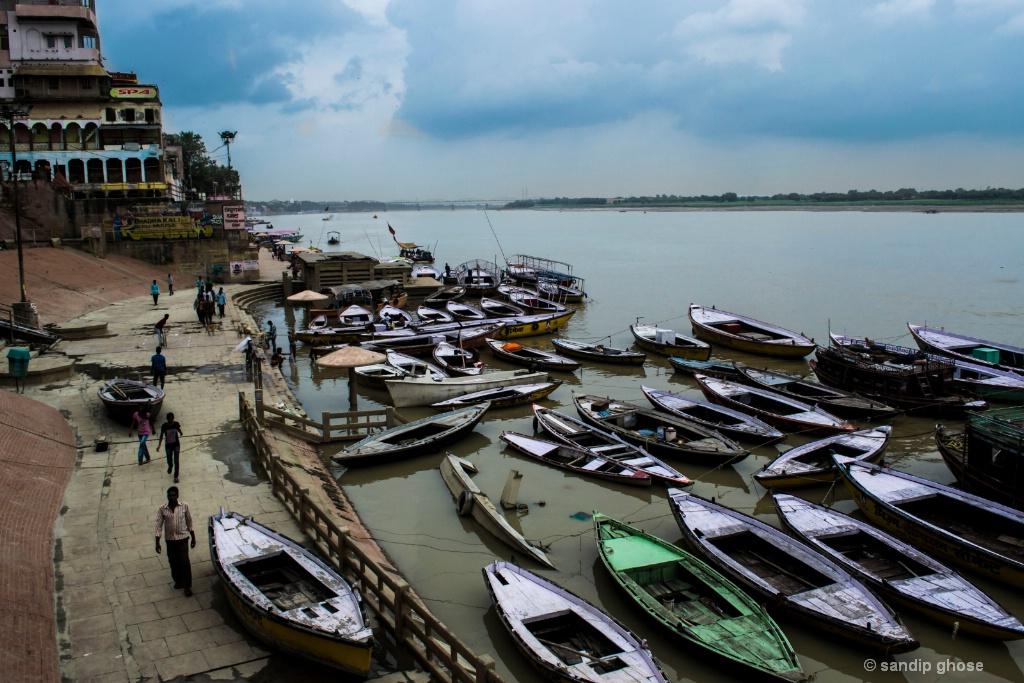 Ganga Benaras