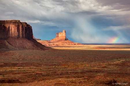 Monument Valley Afternoon