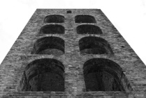 Multiple arches, Lake Como, IT