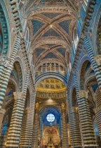 Siena Cathedral Ceiling