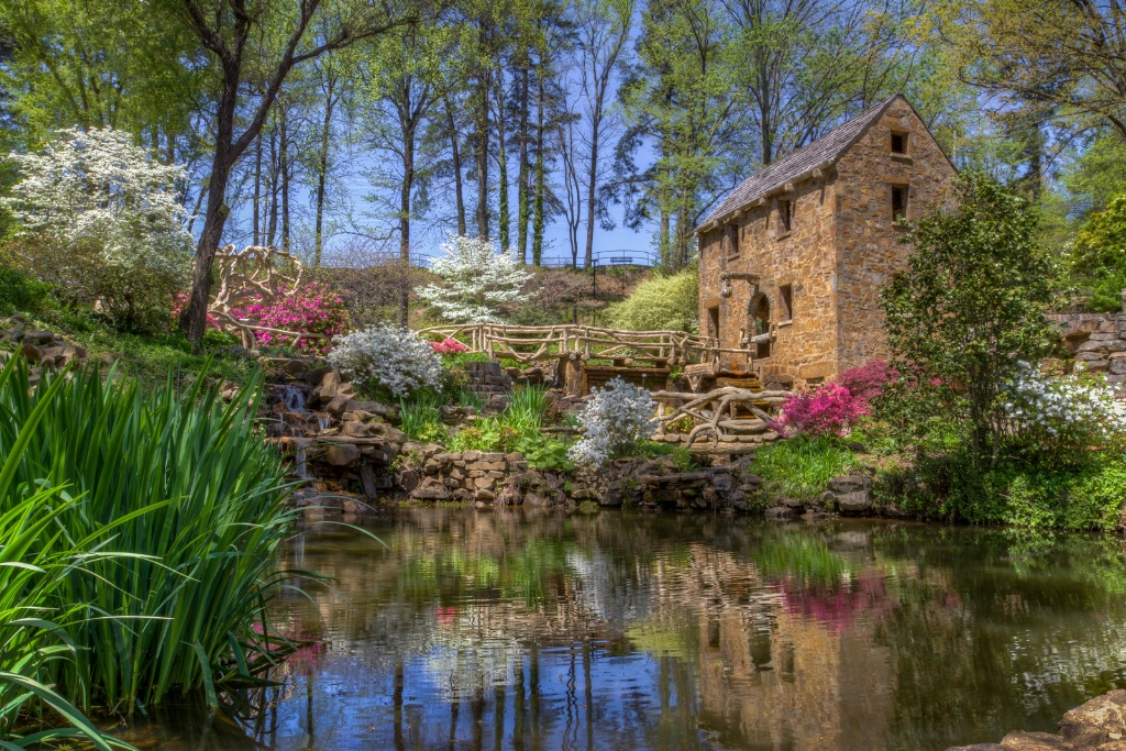 The old Mill - ID: 15559162 © Jim E. Anderson