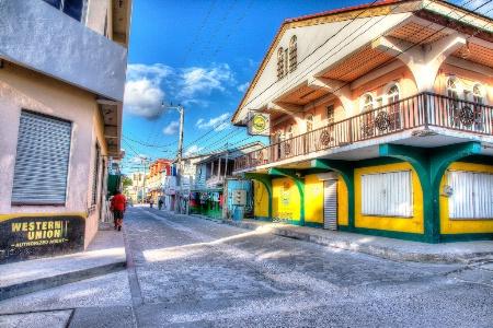 San Pedro Street 1